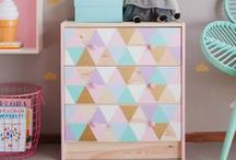 DIY, RECUP, IDEE POUR LA MAISON / DIY, RECUP, IDEA FOR HOME DECOR / by J'ose et je file