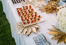Wedding food :) / by Nicole Caputo