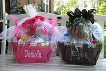 .Gifts - Baskets. / ... Gift baskets for all occasions ... / by Evelyn Arciaga