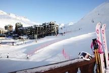 Temporada de ski / Todos los apartamentos y casas rurales que tenemos próximos a estaciones de esquí / by CasaSpain.com