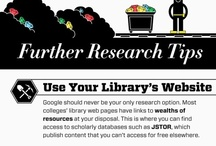 Research Tips / by GMC Library
