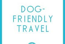 Dog-Friendly Travel / Tips and travel advice from pet parents and professional travel writers Paris Permenter and John Bigley.
