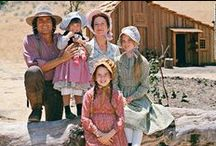 Little House on the Prairie: Television / Television (see my Little House on the Prairie: Laura Ingalls Wilder Board for historical pins) / by Dana Liebenstein DeBruine