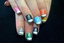 Nails / by Iylaina Kroft