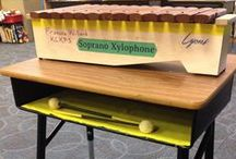 Teaching -- Orff Ideas / Ideas that go along with Orff-Schulwerk practices, songs, instruments, etc.
