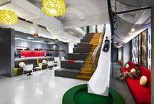 Workplace / by Dima Daimi