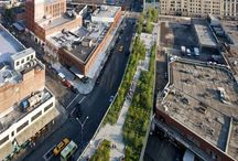 NYC High Line / by ST SIX High Line Park