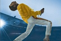 """Freddie Mercury Lover of Life, Singer of Songs / """"Naturalmente io do scandalo, sono pacchiano, teatrale e sopra le righe, ma non ho scelto questa immagine....sono ME STESSO"""""""