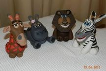 My Creations / Love baking and love decorating, but most of all I LOVE making figurines!
