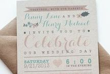 Love these... Cute invitations!
