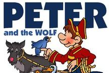 Teaching -- Peter & the Wolf