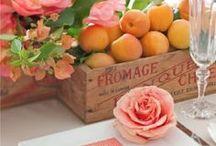 Color Trends: Pretty Peach