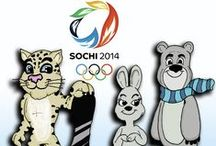 Jeux olympiques / by Céline Buache Jean-Mairet