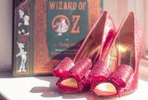 Inspiration: Wizard of Oz Wedding
