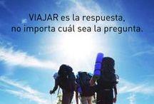 Frases y refranes viajeros / by CasaSpain.com