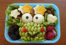 My Little Lunchbox / Mini lunches for your little ones - from baby to toddler to kids of all ages!