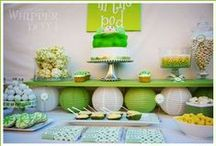 Baby Shower Ideas / Inspiration and DIY projects for a fun, elegant baby shower.