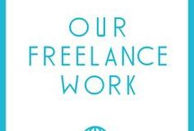 Our Freelance Work / Freelance pet writing from Paris Permenter and John Bigley. We are professional writers with 20 years of experience. We've written 2500+ articles and 33 books.