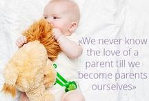 Quotes About Parenthood / Doses of inspiration for the heartwarming journey we call parenthood