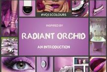 11 Weeks of Colour- Radiant orchid / At VQ we believe that colour and design is an important part of who we are, so why should the technology we buy only be Black or Silver and lacking individuality of design? We love colour and with it getting darker as we lead into winter, we thought we would brighten up your feed with our 11 weeks of colour. Every week we'll bring you a new colour from our ColourGen range but this week, its all about the colour Radiant Orchid!!!!