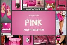 11 Weeks Of Colour - Pink / At VQ we believe that colour and design is an important part of who we are, so why should the technology we buy only be Black or Silver and lacking individuality of design? We love colour and with it getting darker as we lead into winter, we thought we would brighten up your feed with our 11 weeks of colour. Every week we'll bring you a new colour from our ColourGen range but this week, its all about the colour PINK!