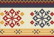 Knitting - Fair Isle