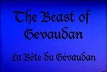 LA BETE DU GEVAUDAN / La Bête du Gévaudan (Bèstia de Gavaudan en occitan) est un animal à l'origine d'une série d'attaques contre des humains survenues entre le 30 juin 1764 et le 19 juin 1767. Ces attaques, le plus souvent mortelles, entre 88 à 124 recensées selon les sources, eurent lieu principalement dans le nord de l'ancien pays du Gévaudan (qui correspond globalement à l'actuel département de la Lozère),
