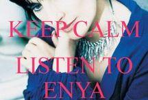 ENYA / Enya (/ɛnʲə), née Eithne Patricia Ní Bhraonáin le 17 mai 1961 à Gaoth Dobhair, est l'une des artistes irlandaises solo ayant vendu le plus d'albums. « Enya » est une approximation phonétique de la prononciation de « Eithne » en gaélique irlandais.
