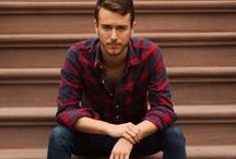 clothes we love for guys. / fashion inspiration for your shoot and every day.