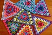 Crochet - Granny Square - Samples & Patterns