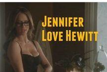 JENNIFER LOVE HEWITT / Jennifer Love Hewitt est une actrice, productrice, scénariste et chanteuse américaine, née le 21 février 1979 à Waco (Texas).