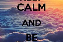 — keep calm / just to motivate you!