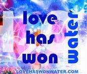 LoveHasWon Water ~ Pure Alkaline Water / Pure Alkaline Water solution based on Dr. Emoto's Water Technology & Sacred Geometry https://lovehaswonwater.com/