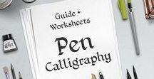 Kalligrafie / Kalligrafie