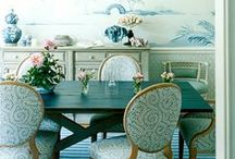 Dining / Dining Room inspiration  / by Lauren Pendleton