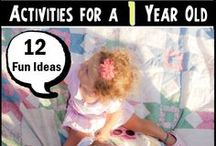 Activities for Kids / Fun and educational activities for kids to do.