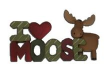 MOOSE!!! / by Vanessa Cornett