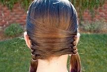 Hair styling for Sveva / by Susanna Terreni