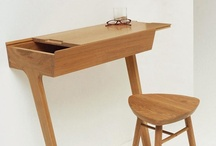 Tiny Workspaces / Offices in small square footage / by Loosecubes