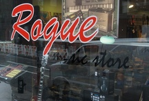 Rogue Music - Best Music Shops in New York / http://www.allthegear.net/best-music-tech-shops-in-new-york/ / by all the gear's moogboard