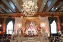 Mandaps / South Asian Wedding Mandap Designs