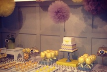 Baby Shower / Twenty Three Layers | Baby Shower Ideas for a Boy or Girl