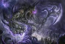 Best digital images, Fantasy, Mythology, Dark, etc. Las mejores imagenes digitales, Fantasia, Mitologia, Dark, etc / Only the best, Solo lo mejor. / by Christian Rojas