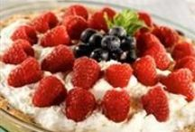 Summer Sweets / Enjoy sweet summer days with these delicious recipes. / by Martha White