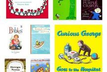 Reading Corner / A collection of kids books that will help encourage reading, foster imagination, and keep them busy!