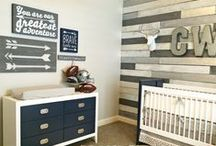 Nursery for The Twins / by Lindsey Bray