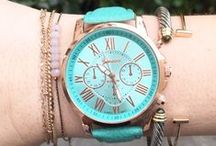 FASHION WATCHES. / Vegan leather and boho fashion watches for ladies // www.izzycalifornia.com / by Izzy California