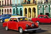 COLORFUL CUBA / Sharing tips and inspiration about traveling to this colorful country. / by Casey Keasler