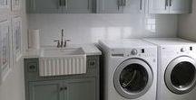 Home Ideas: Laundry Rooms / laundry room ideas, laundry room, laundry room organization, laundry room decor, laundry room ideas small, laundry room makeover, laundry room diy, farmhouse laundry room, laundry room storage, laundry room decorations, rustic laundry room, laundry room design, dream laundry room