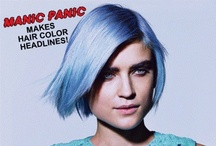 BAD BOY BLUE / Available in Classic Formula. To achieve the best results apply to hair pre-lightened to a level 9.